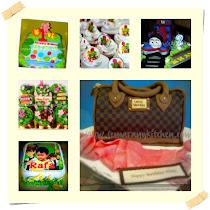 Cutom Cake Semarang