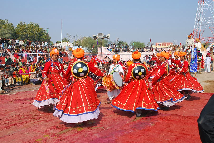 Folk Dance Of Rajasthan