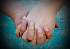 Vil du holde meg i hånden?