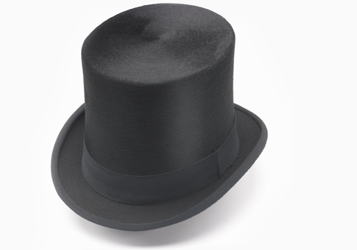 JPC Dressage Top Hat - LAS - Equestrian Riding Helmets -