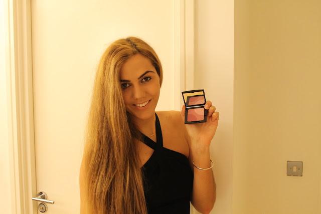 artdeco, artdeco makeup, artdeco arctic beauty blush, ice garden, review, makeup, beauty