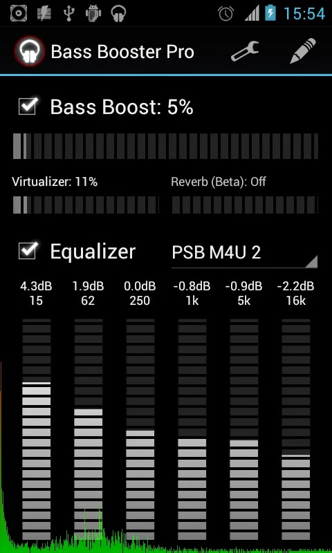 Bass Booster Pro v2.3