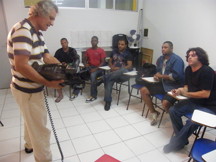CURSO DE CAMERA COM XENO VELOSO