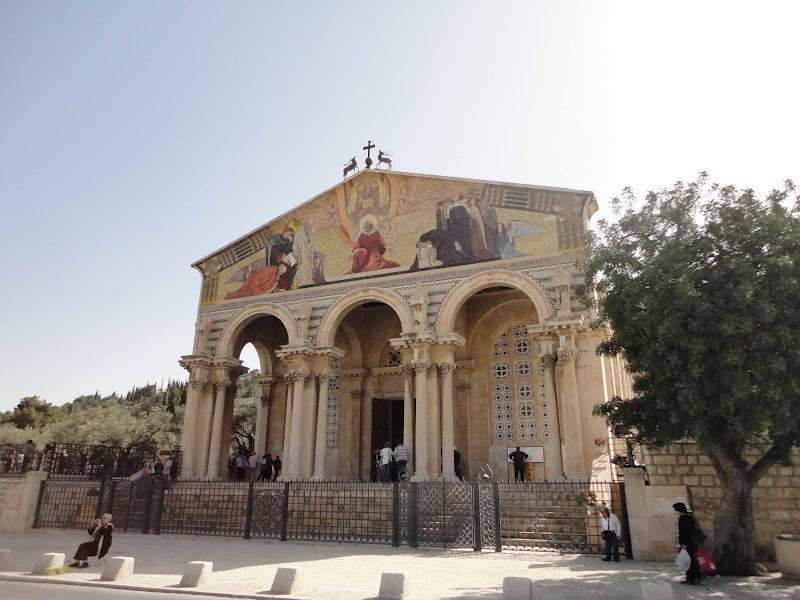 Jerusalén:Getsemaní