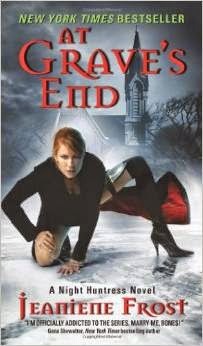 Click to buy at grave's end by jeaniene frost