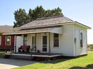 old cowboy bunk house