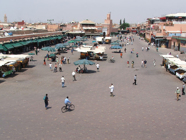 La Place di Marrakech