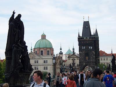 Puente de San Carlos, Praga