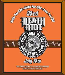 Death Ride registration is this Thursday