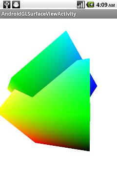 一個使用 OpenGL 實現經典 ColorCube 的工作示例