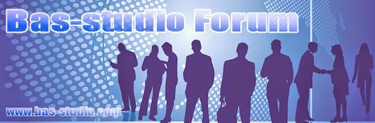 Bas-studio Forum