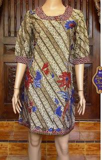 Foto Baju Batik Sarimbit Danar Hadi