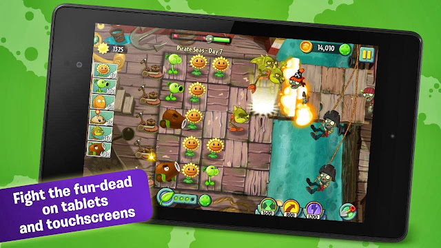 Plants vs. Zombies™ 2 for android