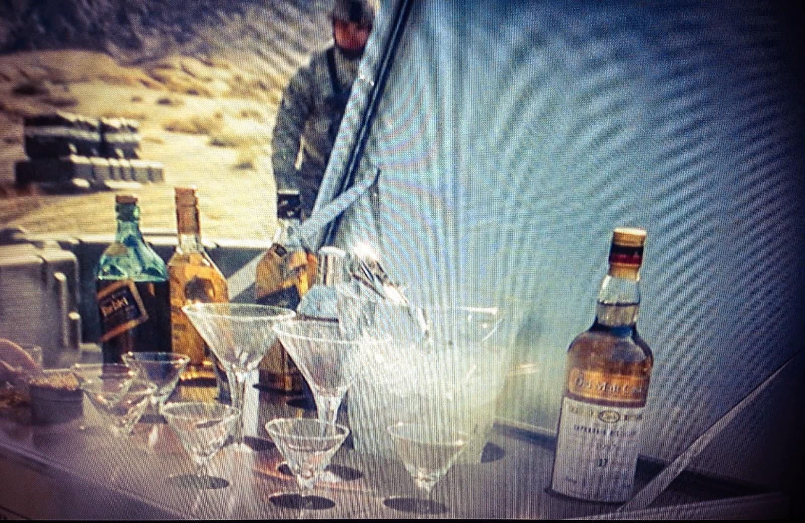 Sisco Vanilla Serves and Drinks: Iron Man (2008)