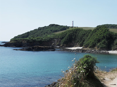Gribbin Head, Cornwall