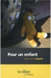"""Roman - """"Pour un enfant"""" aux éditions In Octavo - Format livre"""