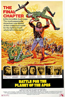 Watch Battle for the Planet of the Apes (1973) movie free online