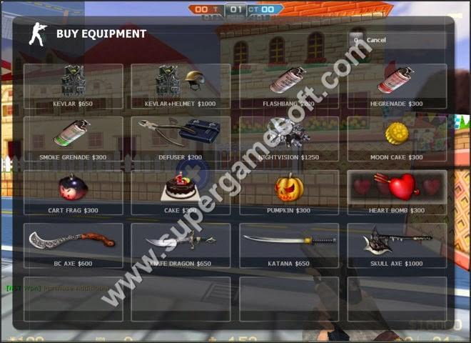 Download Counter Strike Extreme v7 Singel Link - SuperGameSoft