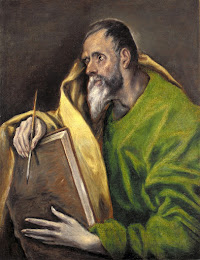 10/18: St. Luke, the Evangelist