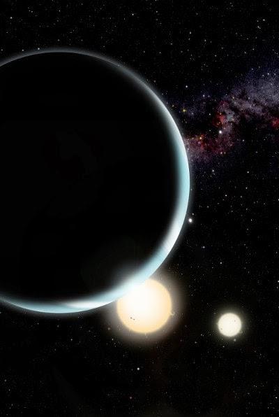 Planet Kepler 34 (AB)