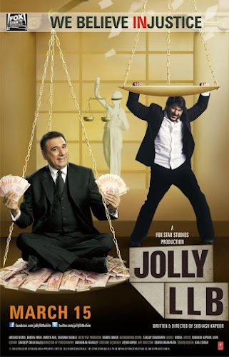 Jolly LLB (2013) Movie Poster