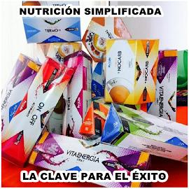 SOLICITA COMPLEMENTOS NUTRICIONALES