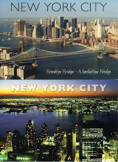 postal de NYC 1