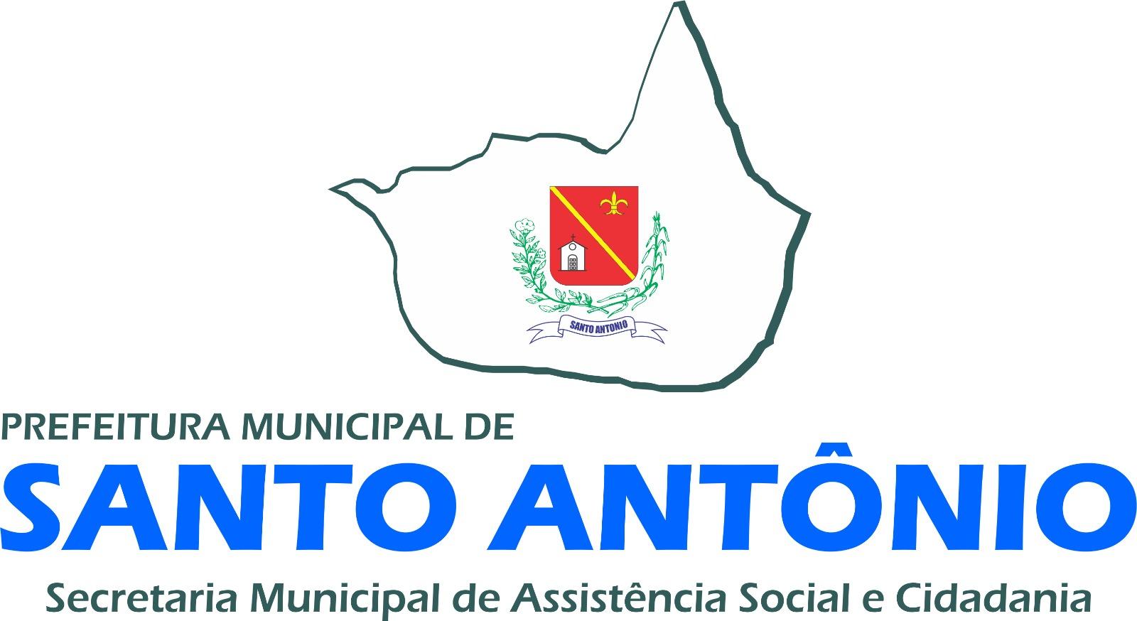 Página da SMAS Santo Antônio