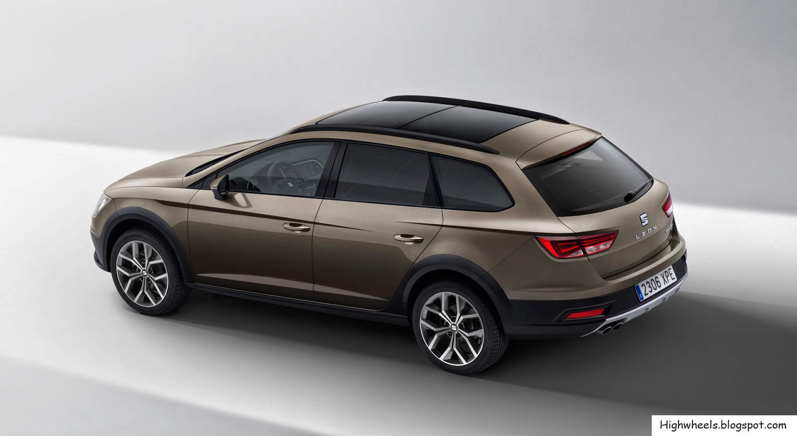 high wheels 2015 seat leon x perience. Black Bedroom Furniture Sets. Home Design Ideas