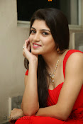 Priyadarshini Glam Pics in Red at Dillunnodu audio-thumbnail-10