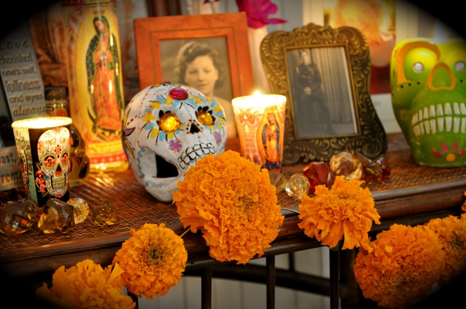Neinah's Nest: El Dia de los Muertos
