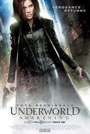 Underworld Awakening: Starring Kate Beckinsale | A Constantly Racing Mind