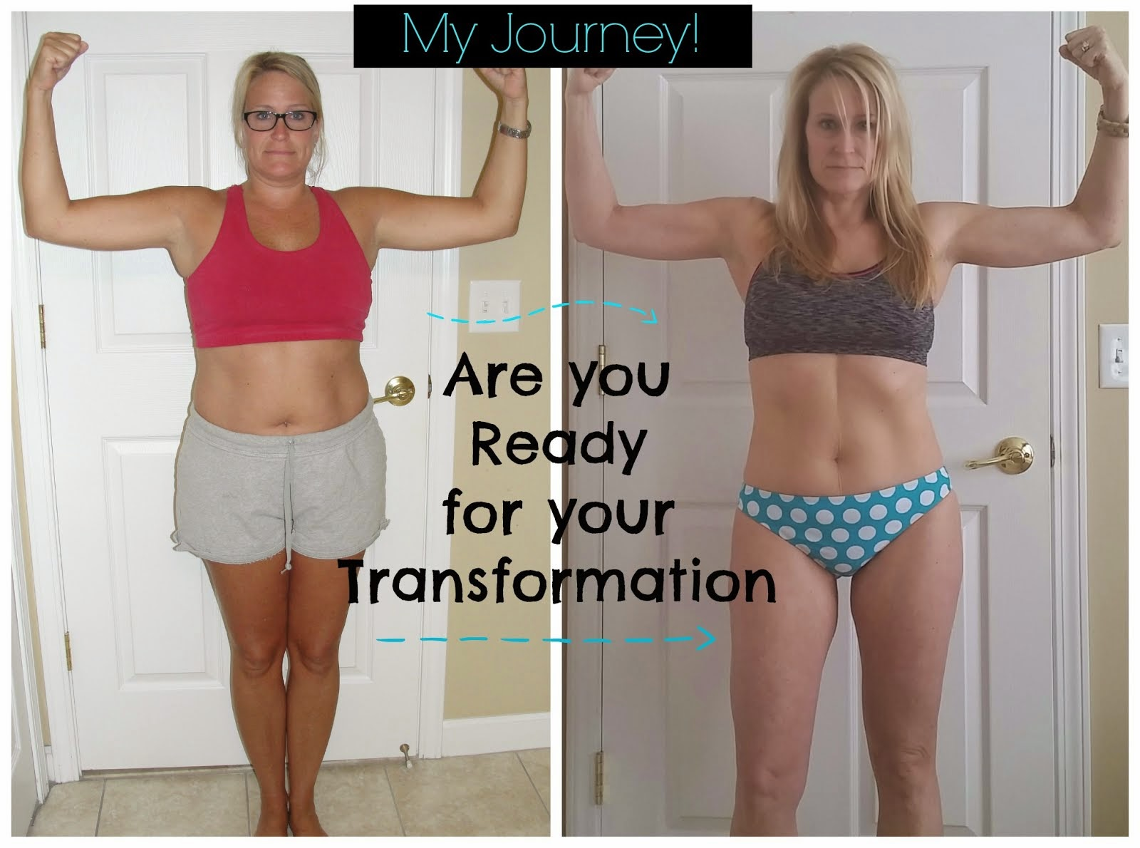 Get Started on YOUR Transformation
