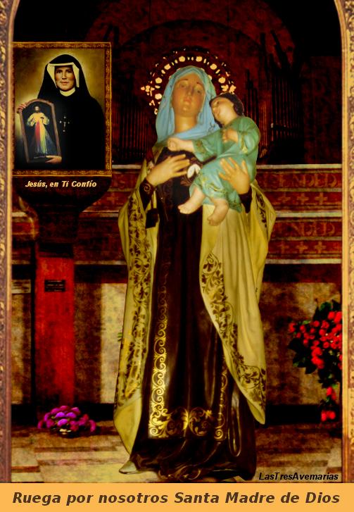 madre de cristo