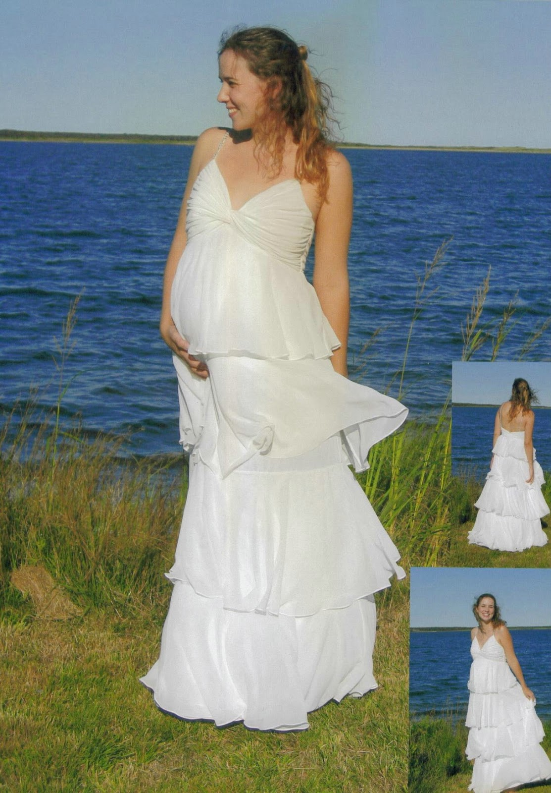 Whiteazalea maternity dresses are you ready for a for Maternity dresses for wedding