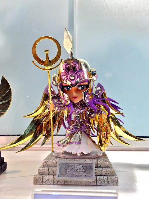 Saint Seiya: Knights of the Zodiac miniatures Athena