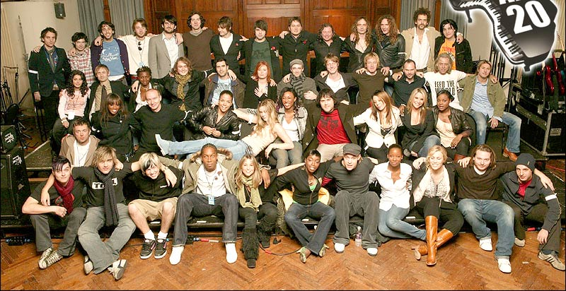 Poptastic Confessions!: Do They Know It's Christmas? by Band Aid 30