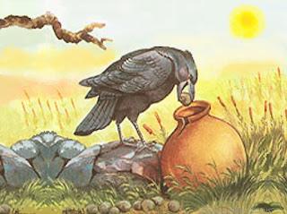 Il corvo e la brocca