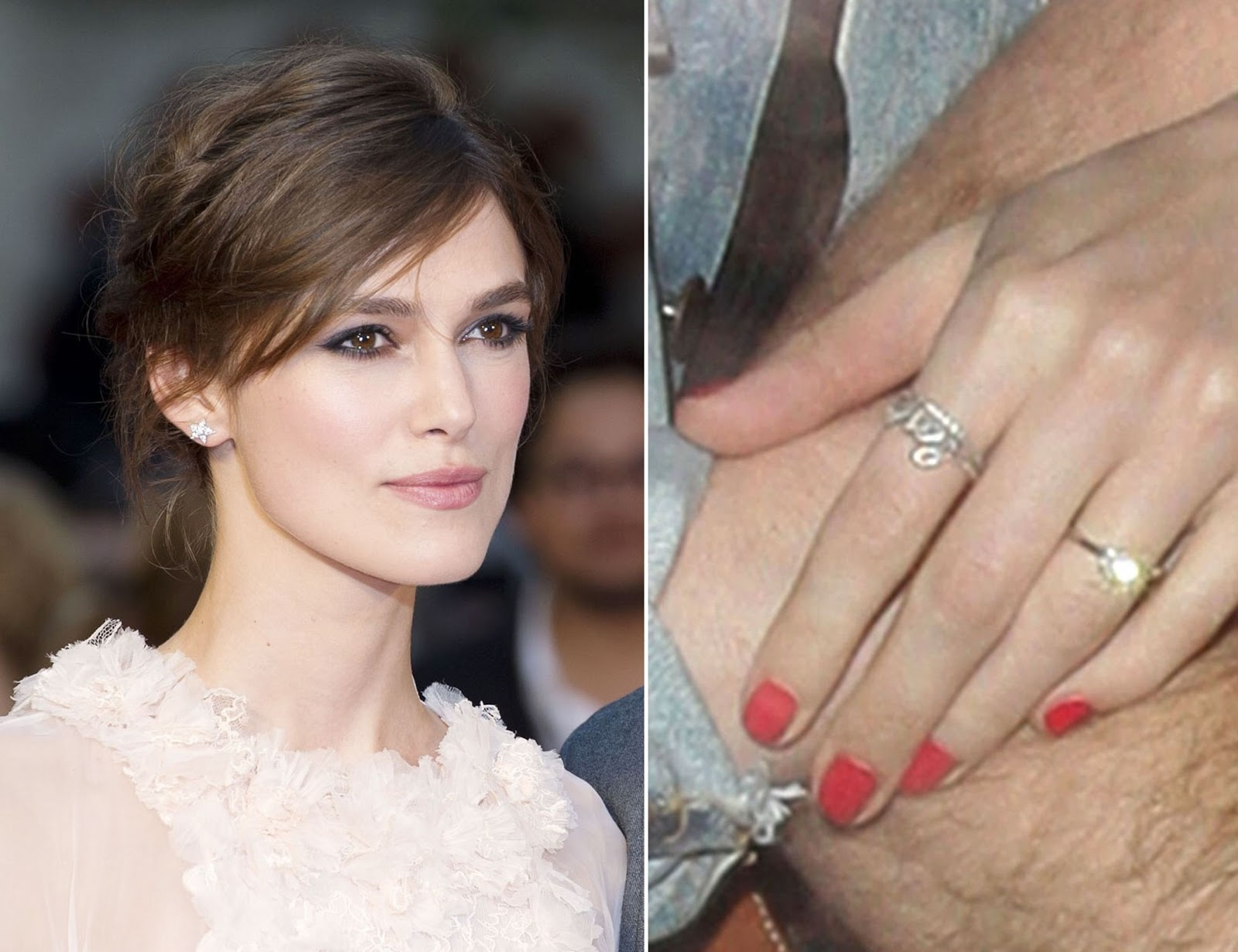 19 Stunning Celebrity Engagement Rings