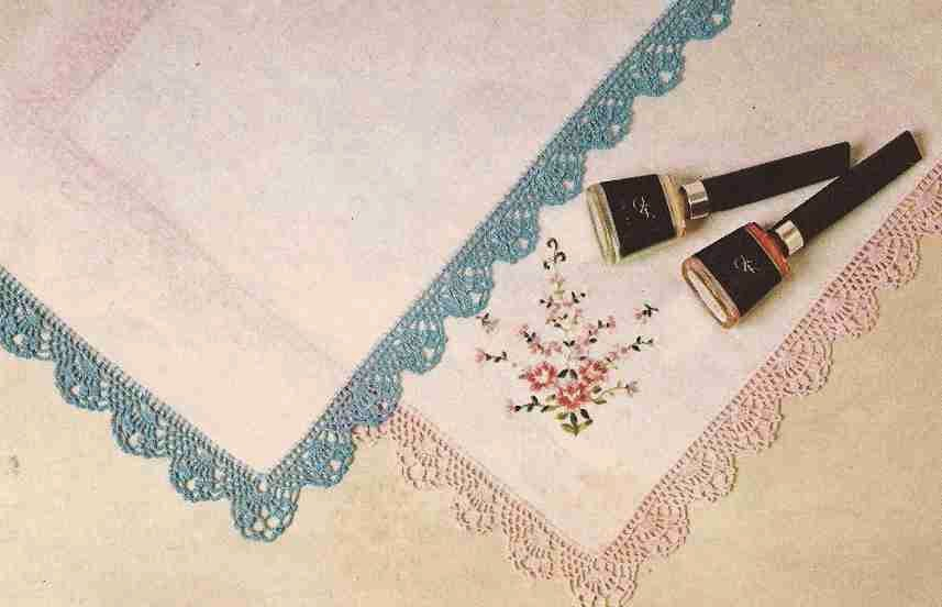Pañuelo a Crochet
