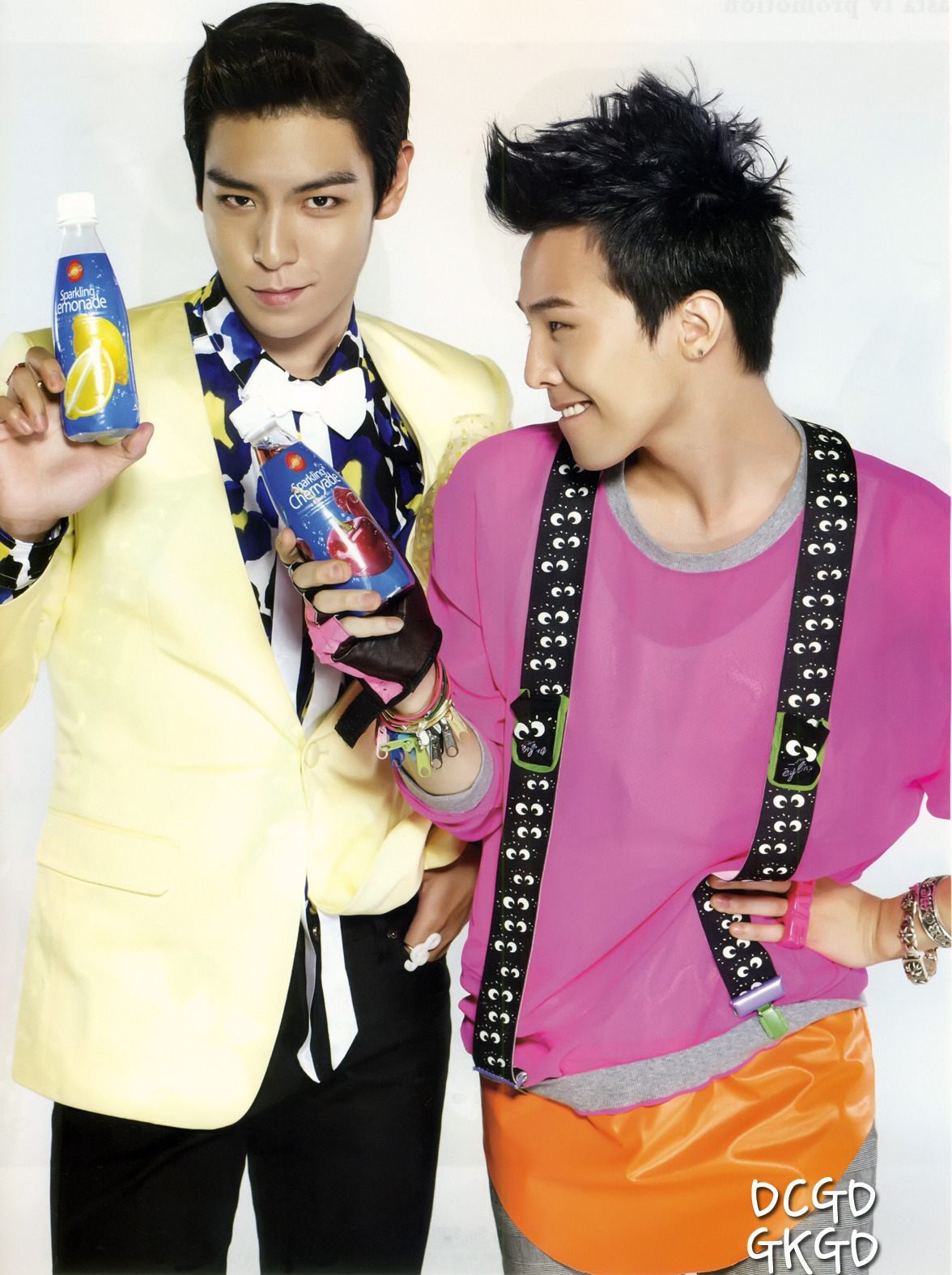 gdragon and top relationship