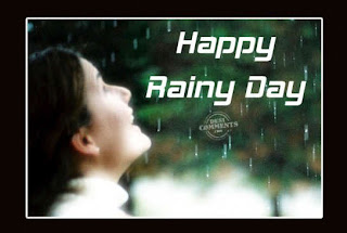 rainy day sms