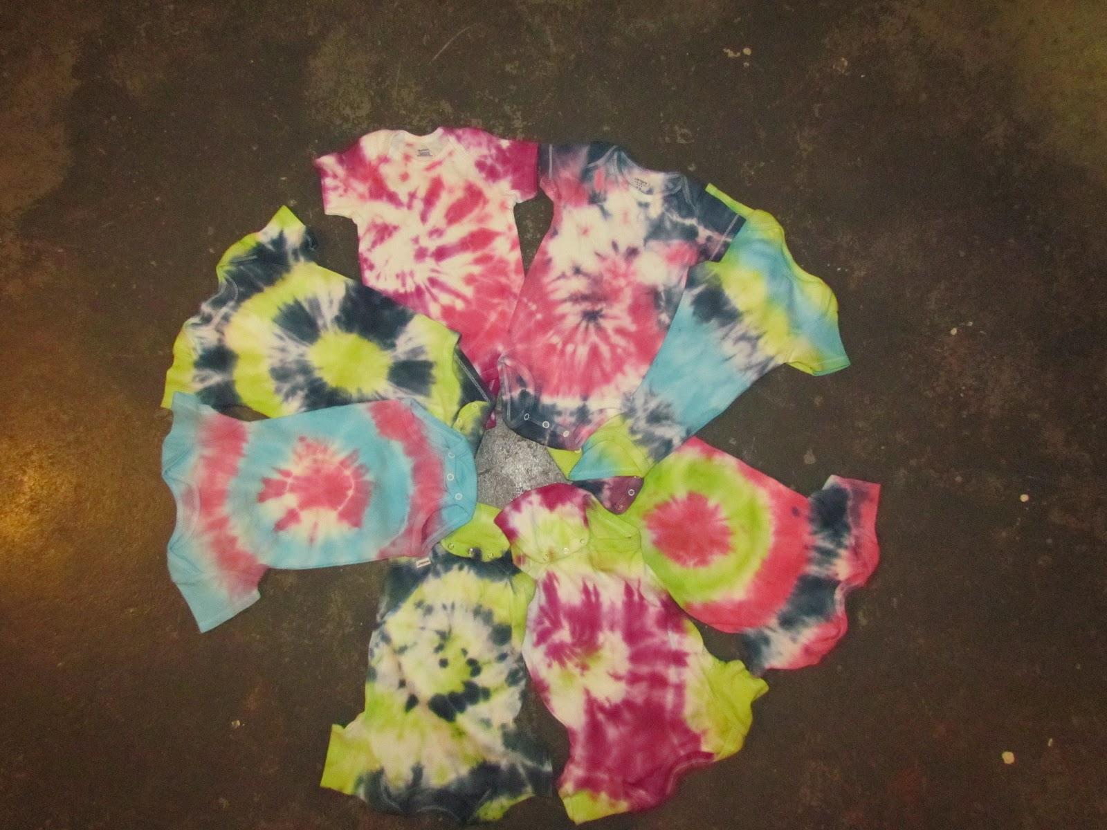 rit tie dye instructions washing