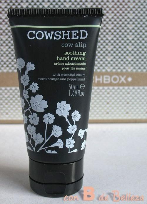 Cow slip hand cream de Cowshed