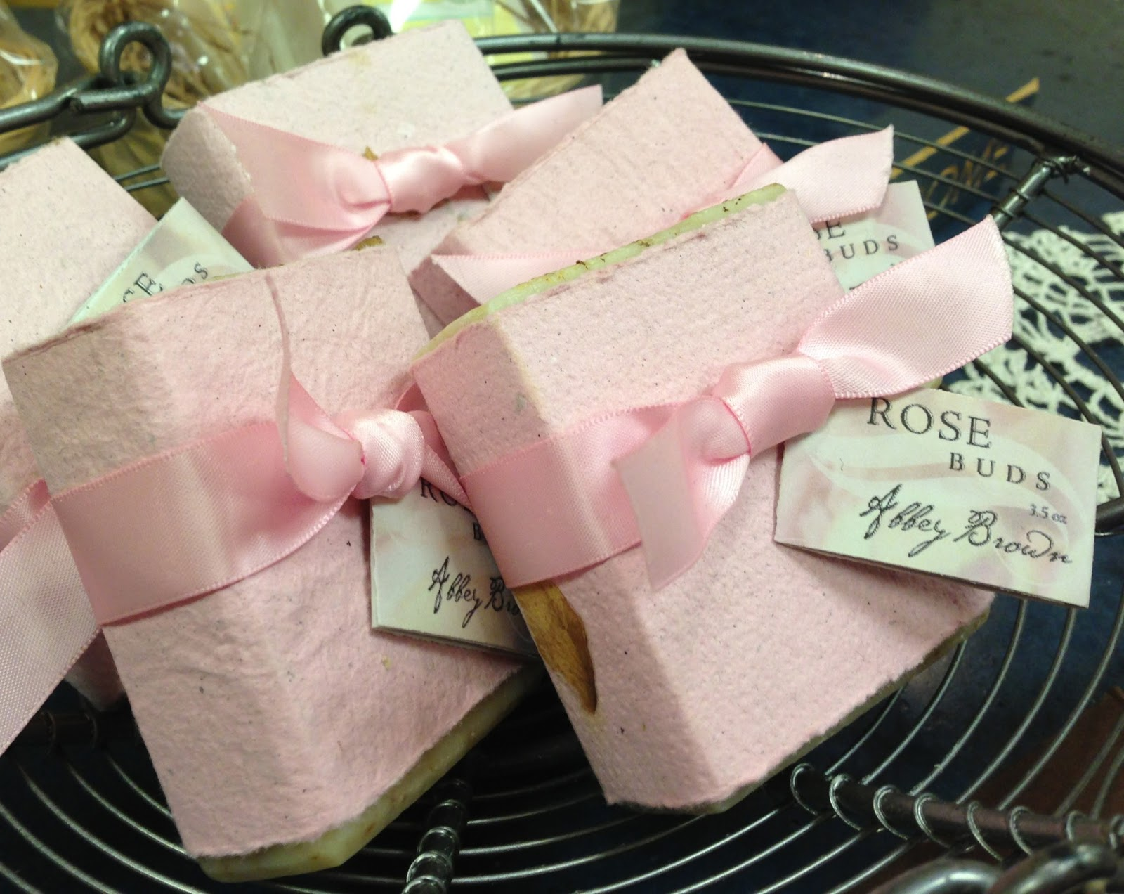 Just*Grand: Soaps and Potions