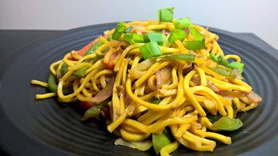 Hakka Noodles Picture
