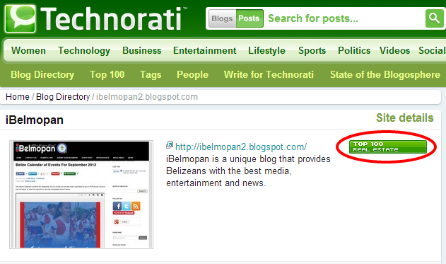 ibelmopan technorati
