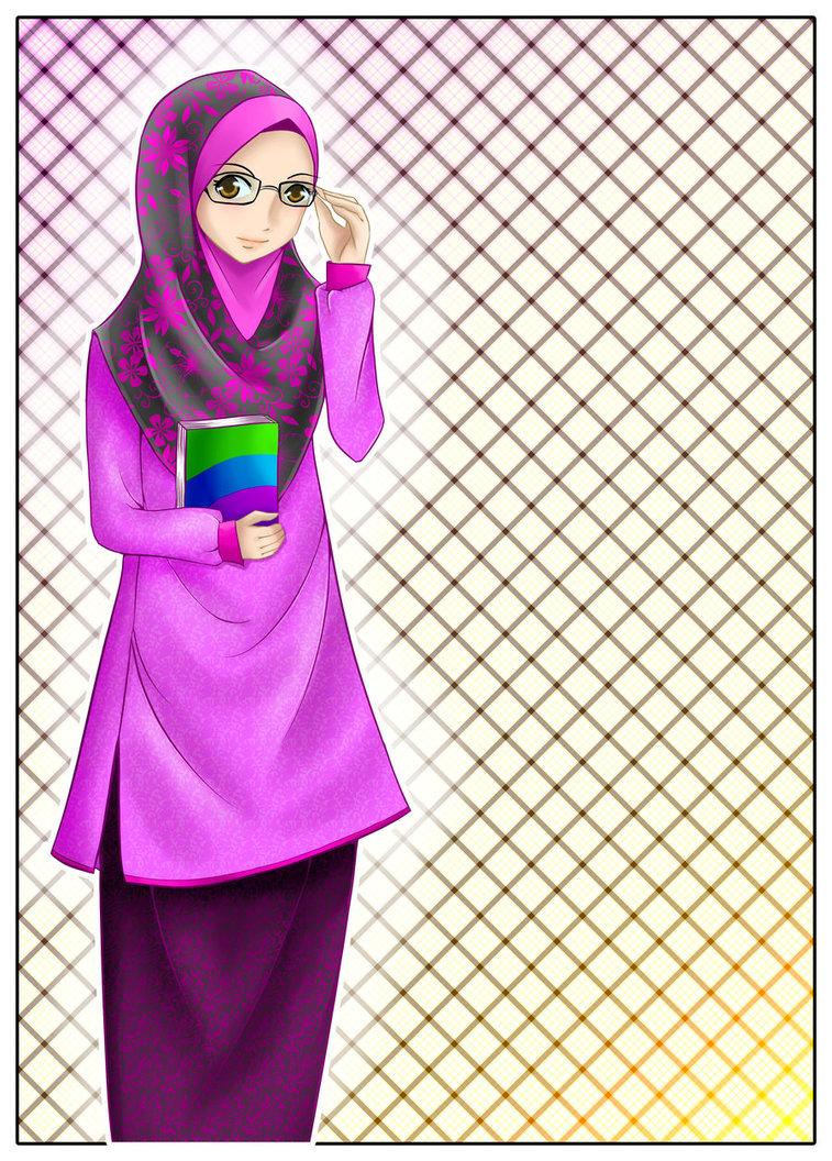 MAwAr M3rAh B3rDUri Copy Gambar Wanita Muslimah Yang Cute Sopan