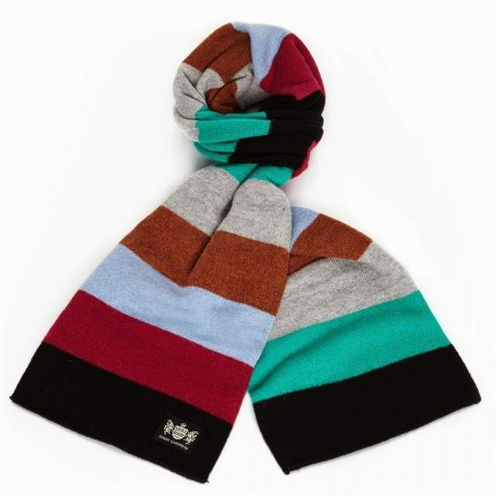 Savile rogue harlequins rugby scarf