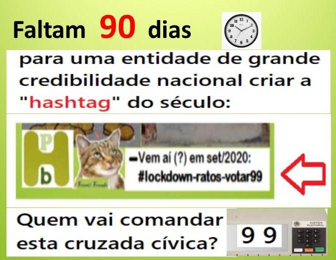 Faltam 90